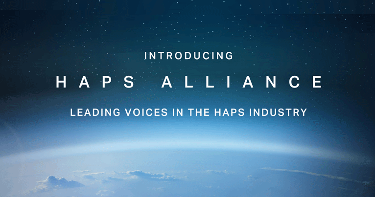 INTRODUCING HAPS ALLIANCE LEADING VOICES IN THE HAPS INDUSTRY